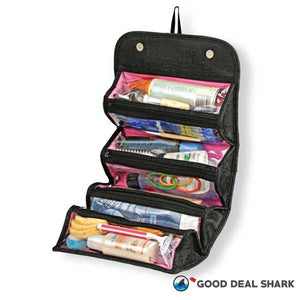Roll N Go Travel Cosmetic Bag
