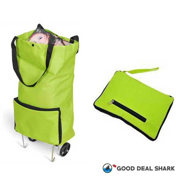 On-The-Go Portable Shopping Cart