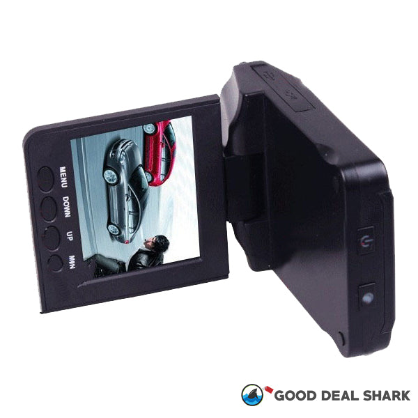 Snap-On Motion Activated Dash Cam