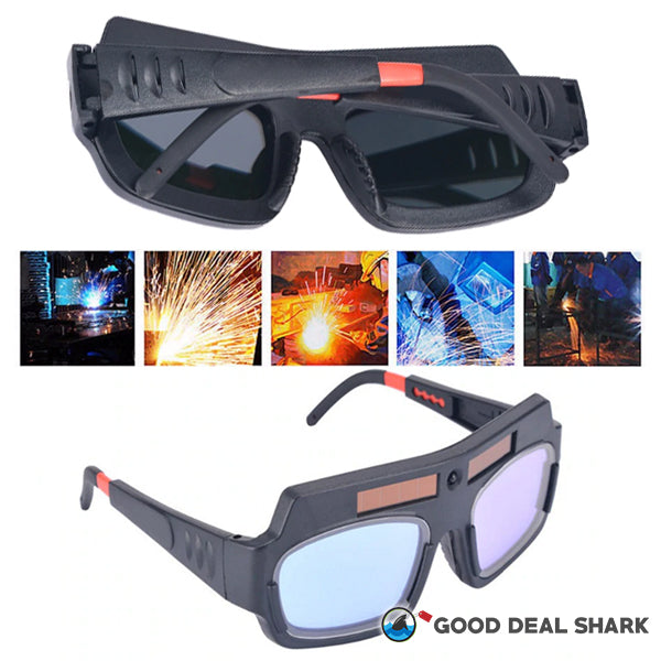 Solar Auto Darkening Welding Glasses