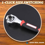 Grip360: 48-in-1 Power Wrench