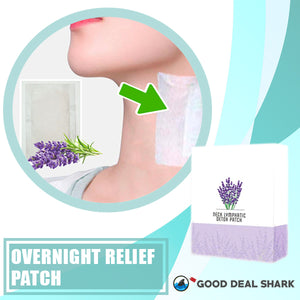 Neck Lymphatic Detox Patch