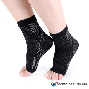 Copper Compression Foot Sleeves