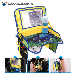 Kiddie Foldable Travel Tray