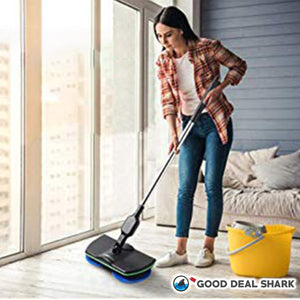 Cordless Power Spin Mop