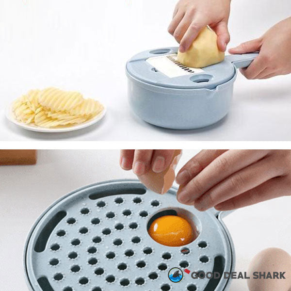 Kitchen Magic Multifunction Food Chopper