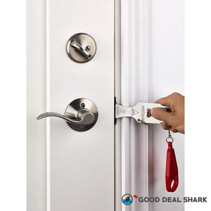 Portable Travel Door Lock