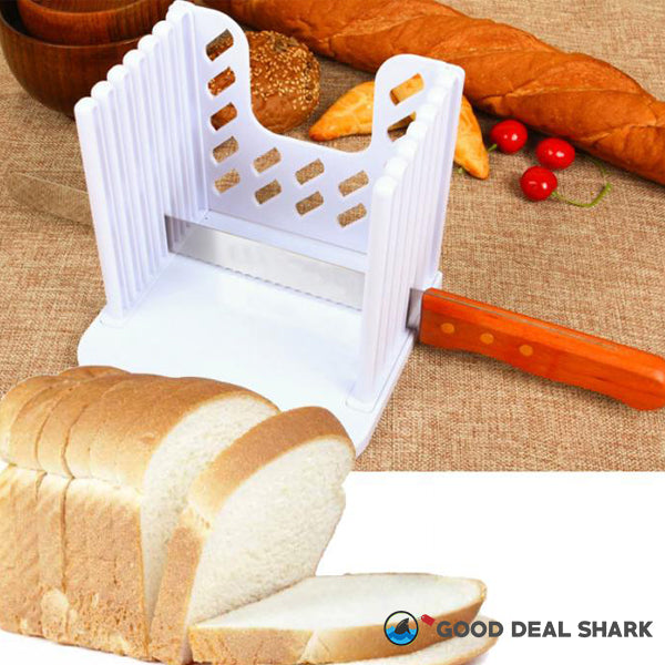 Loaf Slicer Guide