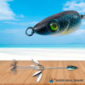 5 Arm Alabama Umbrella Fishing Lure