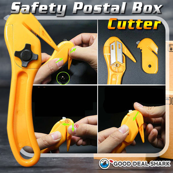 Safety Postal Box Cutter