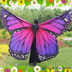 Magical Butterfly Wings Cape