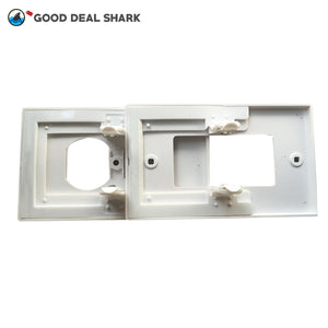 Wall Plate With LED Night Light