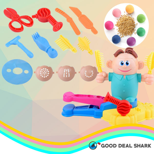 Kids Hair Dresser Toy