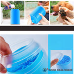 ScrubbyTub Portable Dog Paw Cleaner