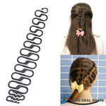Quick Braid Hair Styling Tool