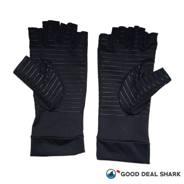 Copper-Infused Compression Gloves