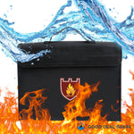 Fireproof Document Safety Pouch