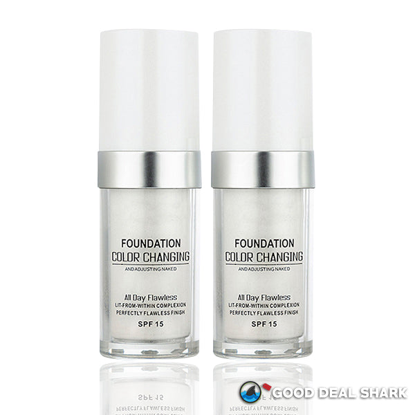 Perfectly Flawless Colour Changing Foundation