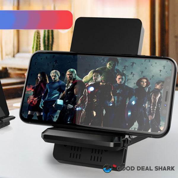 Power Stand Wireless Charger