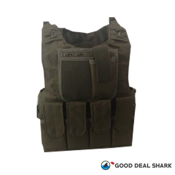 Multi-Function Tactical Vest
