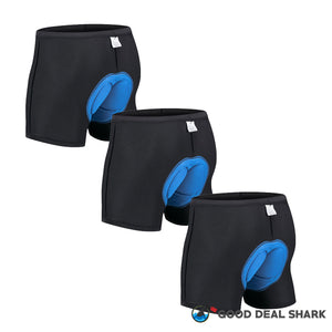 Shockproof Gel Padded Cycling Shorts