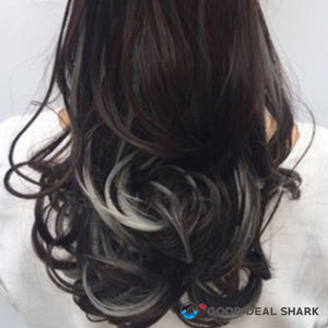 Natural Wave Hair Fiber Extensions