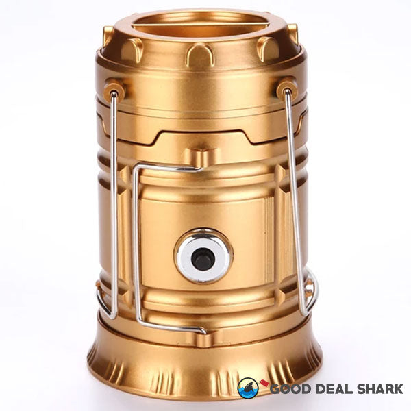 3 in 1 Retractable Tactical Camping Lantern