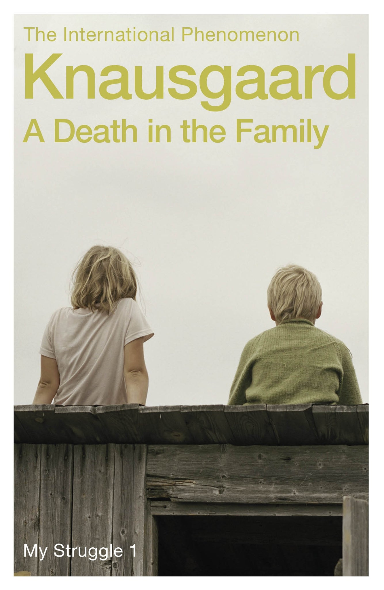 A Death in the Family: My Struggle, Book One