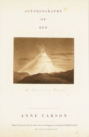 Autobiography of Red. A Novel in Verse
