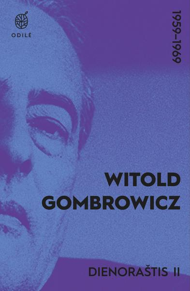 Witold Gombrowicz. Dienoraštis II