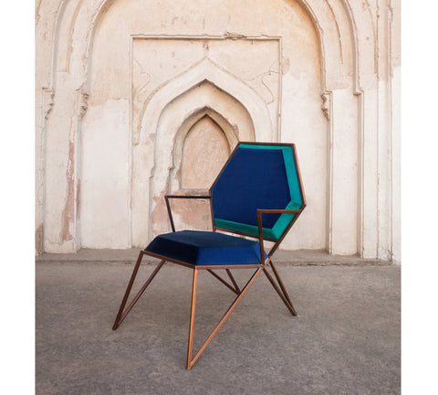 THE CURIOUS CHAIR,  - Borderline Studio
