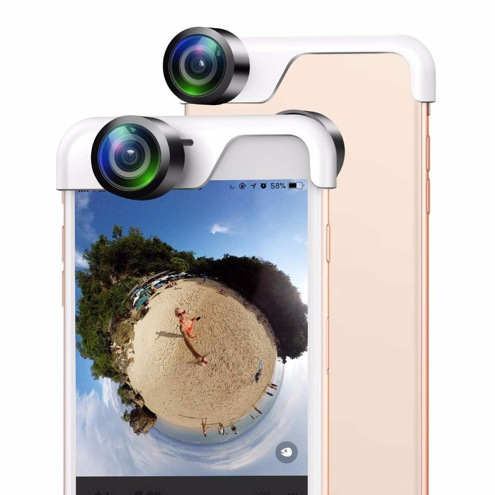 360 Degree phone Lens Spherical Panoramic Photo for iPhone