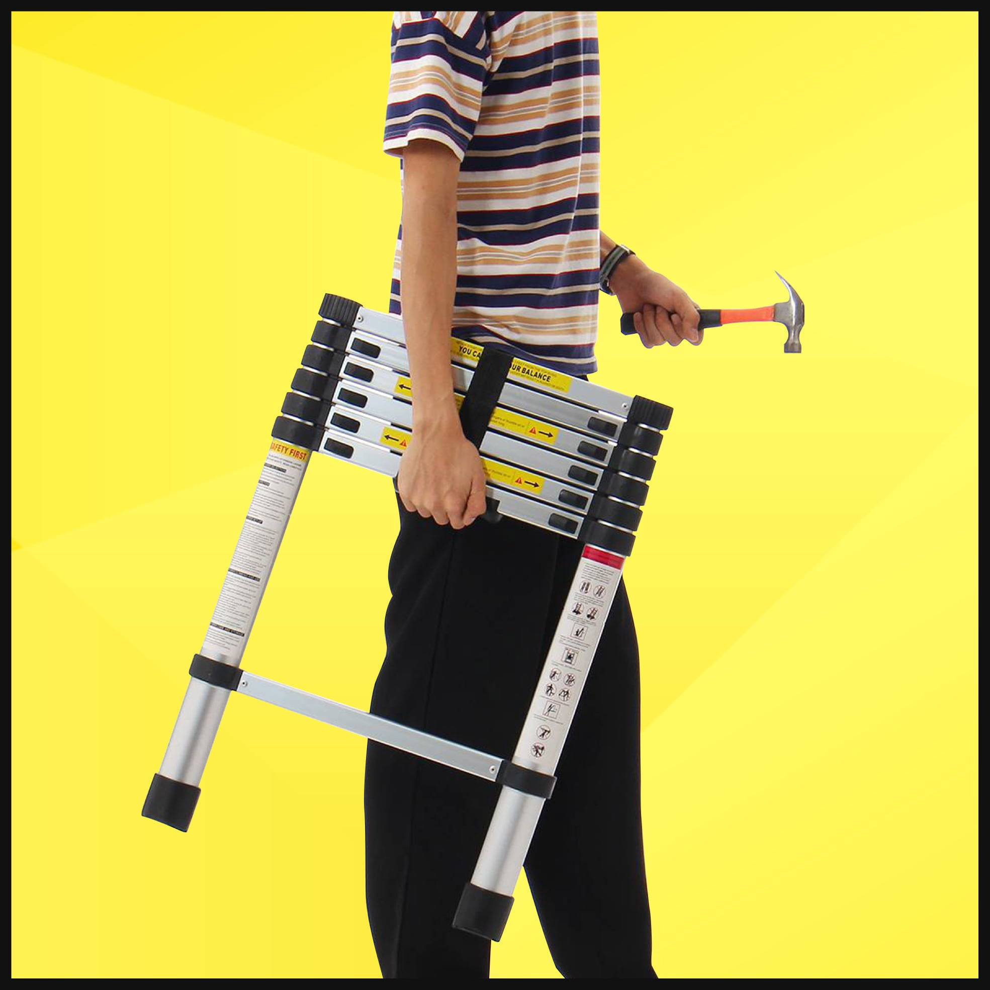 Climber™ Telescopic Ladder