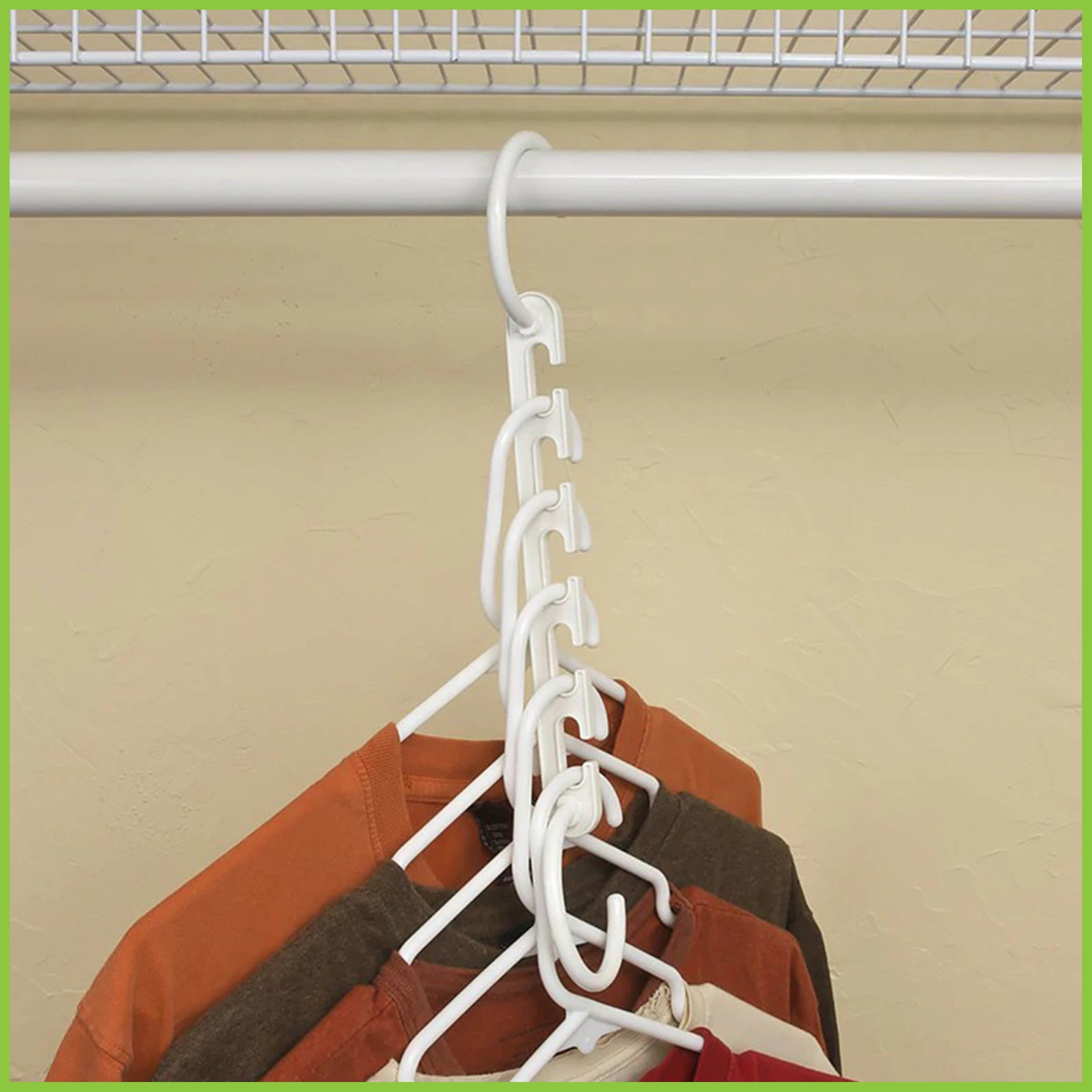 Multi-purpose 5 layer Hanger