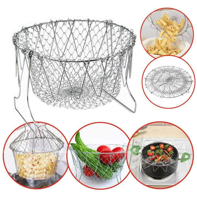 Chef Basket Strainer