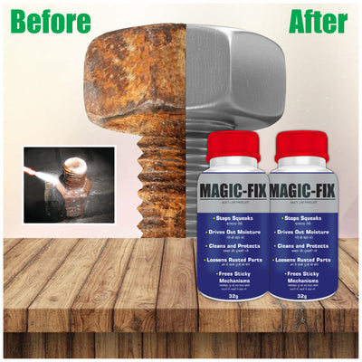 Magic Fix Rust Remover-32ml