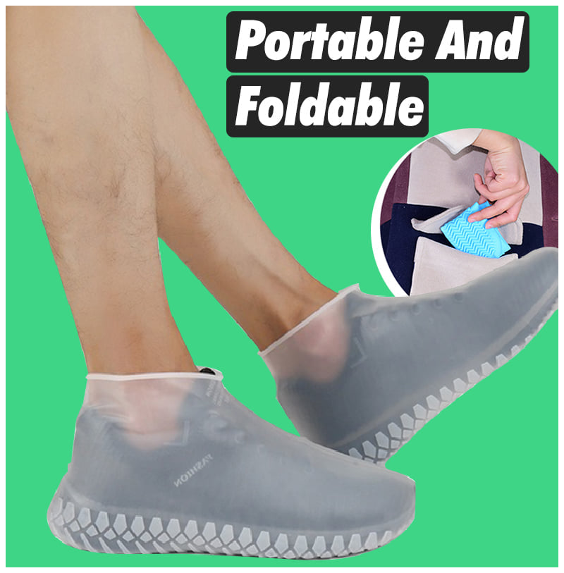 Trendy Waterproof Shoe Cover