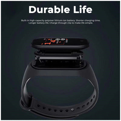 Fitness Timer Watch