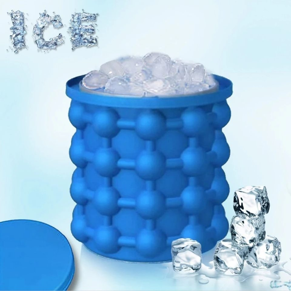 Instant Ice Cube Maker