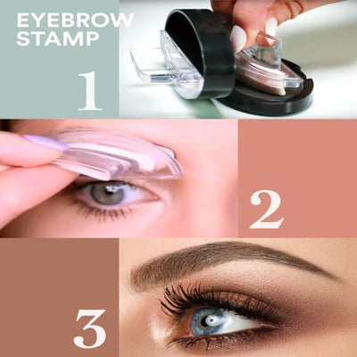 Perfect Look Eyebrow Stamp