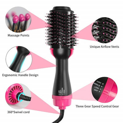 Shine Hair Brush