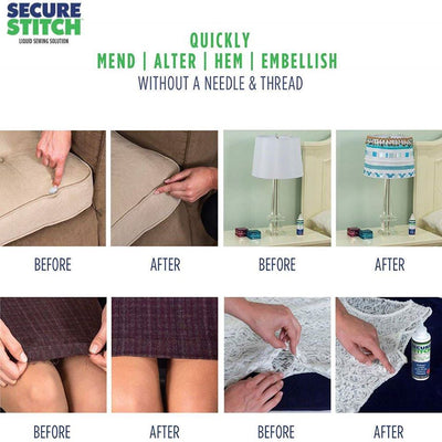 Liquid Sewing Solution