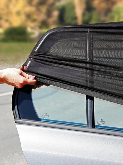 Slip-on Window Shade
