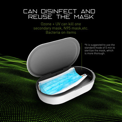 UltraProtect™ UV Sanitizer Box