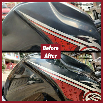 Bike Ceramic Coating Kit