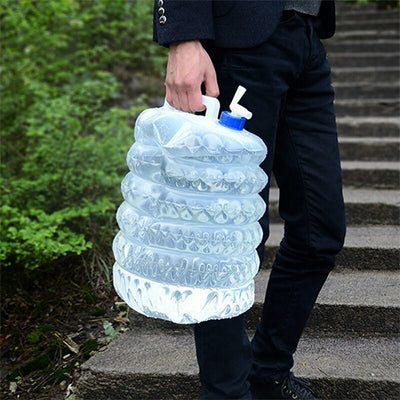 SafePaani™ Foldable Water Bag