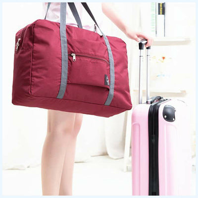 Sturdy™ Foldable Travel Bag