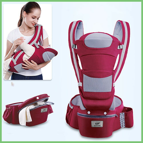 BabySnuggle™ Comfortable Baby Carrier Bag