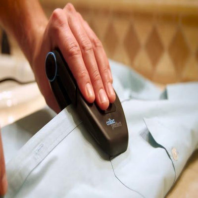 MULTI-PURPOSE AND FOLDABLE TRAVEL IRON