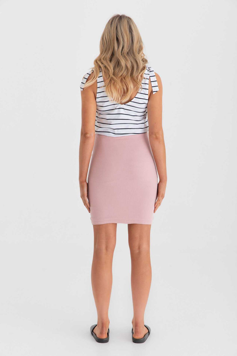 Maternity Mini Skirt